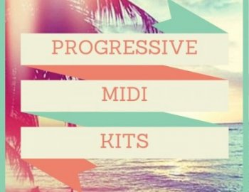 Out Of Your Shell Progressive MIDI Kits