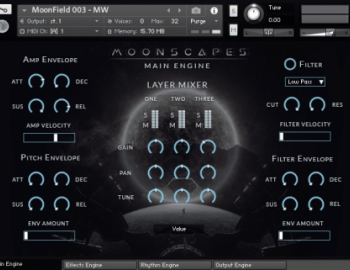 VSTBuzz Moonscapes (KONTAKT)