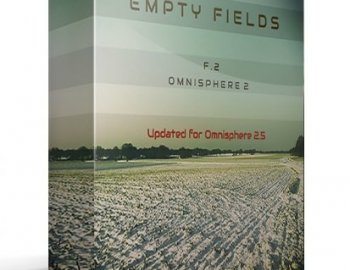 Triple Spiral Audio Empty Field F2 Complete for Omnisphere 2.5