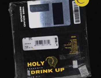 Holy Drink Up Drum Kit