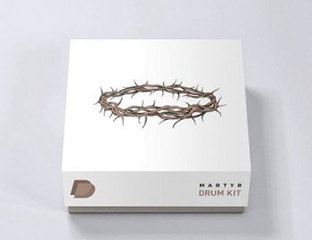 Drumvault Martyr Drum Kit