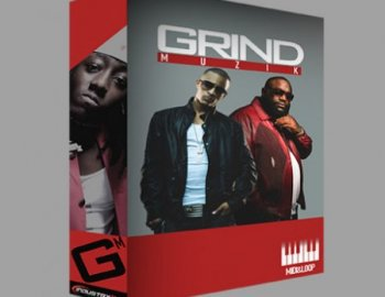 IndustryKits Kits Grind Muzik MIDI and Loop Pack