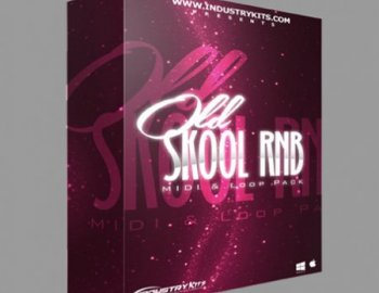 IndustryKits Old Skool RnB MIDI and Loop Pack