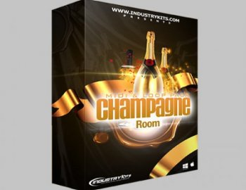IndustryKits Champagne Room MIDI and Loop Pack