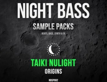 Splice Sounds - Sound Night Bass Presents Taiki Nulight Origins Sample Pack