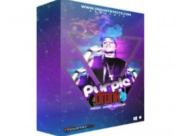 IndustryKits Purple Drank MIDI and Loop Pack