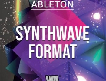W.A. Production Synthwave Format Ableton Live Template