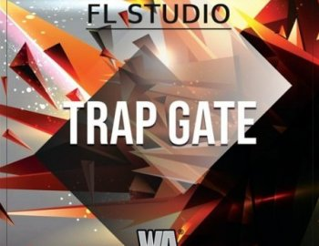 W.A. Production Trap Gate FL Studio Template