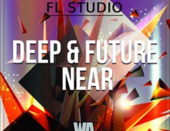 W.A. Production Deep And Future Near FL Studio Template