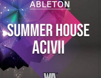 W.A. Production Summer House Acivii Ableton Template