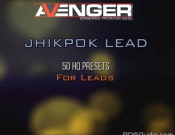 RDGAudio JhikPok Lead VPS Avenger Expansion