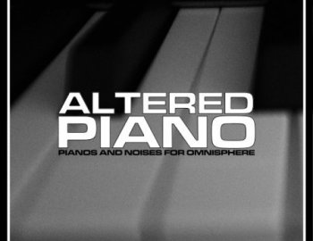 Plughugger Altered Piano for Omnisphere 2