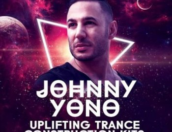 Trance Euphoria Johnny Yono Uplifting Trance Construction Kits Vol 2