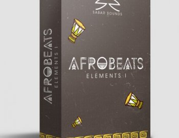 Sabar Sounds Afrobeats Elements I