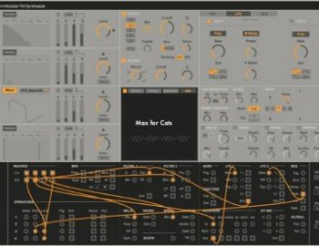 Max for Cats BENGAL v1.5 (Ableton Live)