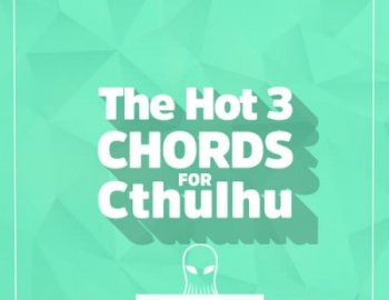 Red Sounds The Hot Chords For Cthulhu Vol.3