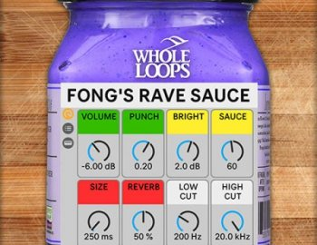 Whole Loop - Fongs Rave Sauce  (Ableton Live)