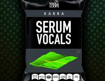 Whole Loops - Karra For Serum