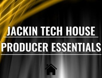 Frequency Response Audio Jackin Tech House Producer Esssentials