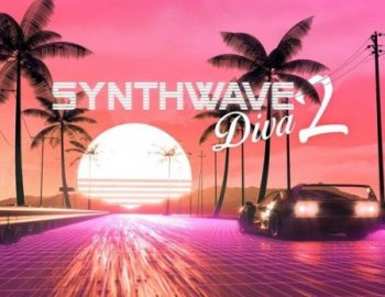 The Unfinished and Luftrum Diva Synthwave 2