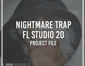 Production Music Live Nightmare Trap FL Studio Project File