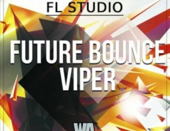 W.A. Production Future Bounce Viper FL Studio Template