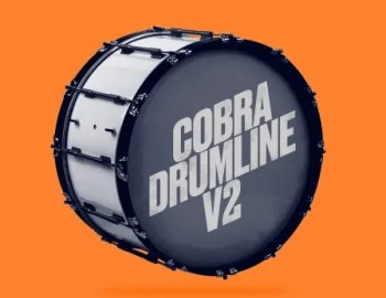 Splice Originals Cobra Drumline Volume 2