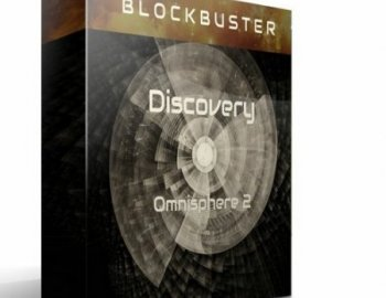 Triple Spiral Audio Discovery Blockbuster Deluxe for Omnisphere 2.6