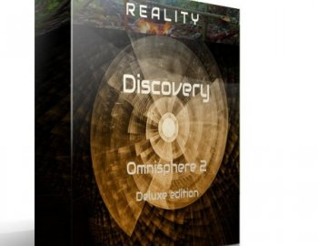 Triple Spiral Audio Discovery Reality Deluxe for Omnisphere 2.6