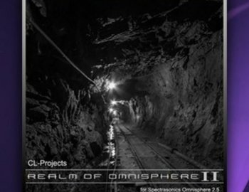 CL-Projects Realm of Omnisphere II for Omnisphere 2