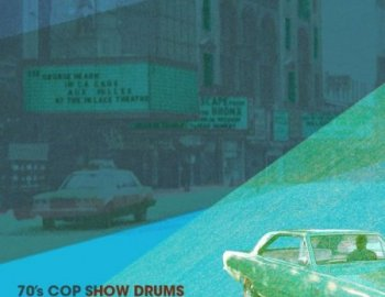 Dylan Wissing 70's COP SHOW DRUMS Vol. 2 The Theme Phat Mix