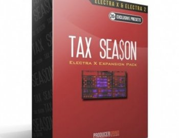 Producergrind The Tax Season Electra X Expansion Pack