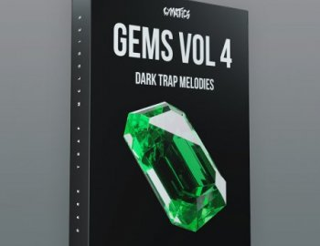 Cymatics GEMS Vol. 4 Dark Trap Collection