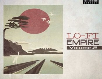 Kryptic Samples Lo-Fi Empire Vol 2