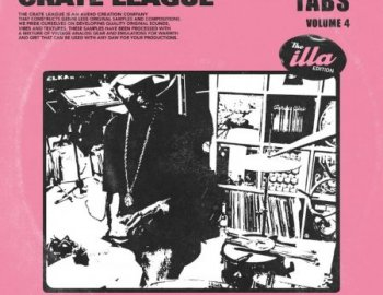 The Crate League - Tabs Vol. 4 The Illa Edition