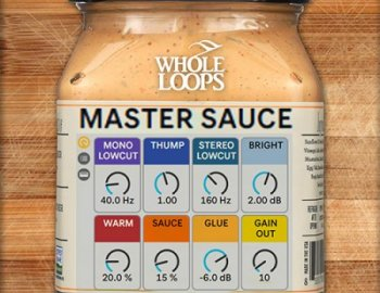 Whole Loops Ableton Master Sauce