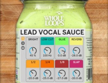Whole Loops Lead Vocal Sauce (Ableton Live)