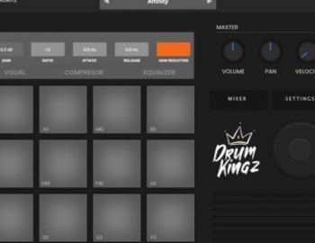 Digikitz Drum Kingz v1.0 x86 x64