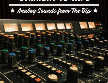Splice Sounds Straight to Tape Analog Sounds from The Dip