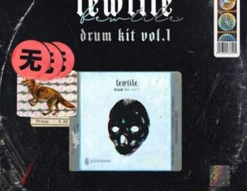 Fewtile Beats Fewtile Drum Kit Vol.1