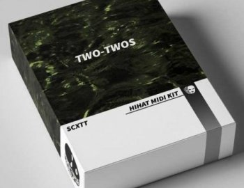 SCXTT Two-Two's - HIHAT MIDI KIT