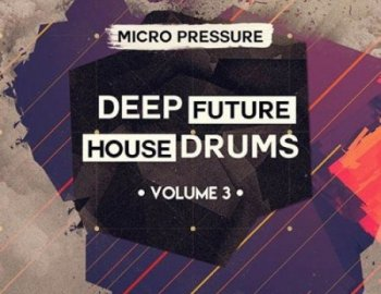 HY2ROGEN Deep Future House Drums 3