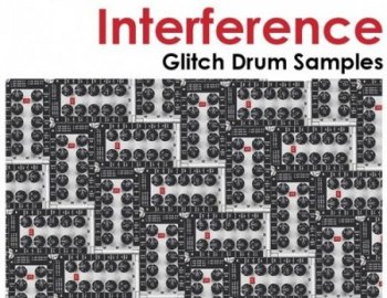 ModeAudio Interference - Glitch Drum Samples