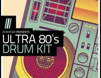 Zenhiser Ultra 80's Drum Kit