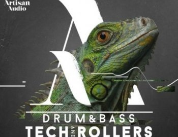 Artisan Audio Drum and Bass Tech and Rollers