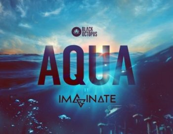 Black Octopus Sound Imaginate Aqua