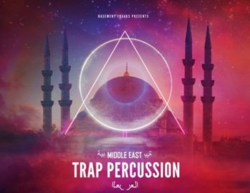 Black Octopus Sound Basement Freaks Middle East Trap Percussion