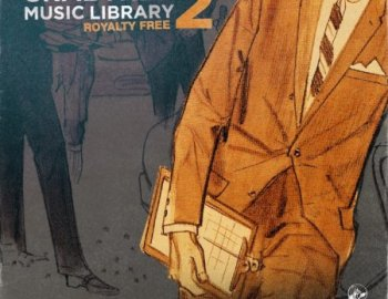 Crabtree Music Library - Royalty Free Vol.2 - Compositions and Stems