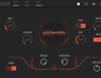 Imaginando launches DLYM Delay Modulator 2.0 free chorus/flanger