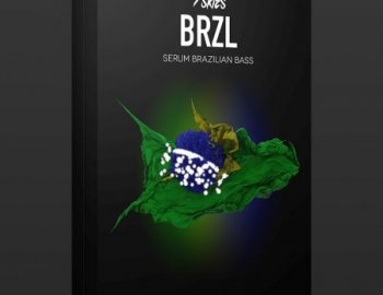 Standalone-Music - BRZL – Brazilian Bass Serum Presets by 7 Skies